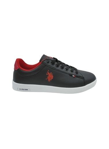 U.S. Polo Assn. Kadın Ayakkabı Franco 100910311 Siyah
